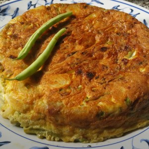 Green-Beans-Spanish-Tortilla